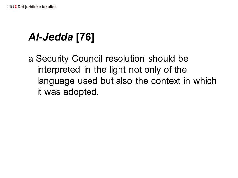 Al-Jedda [76]